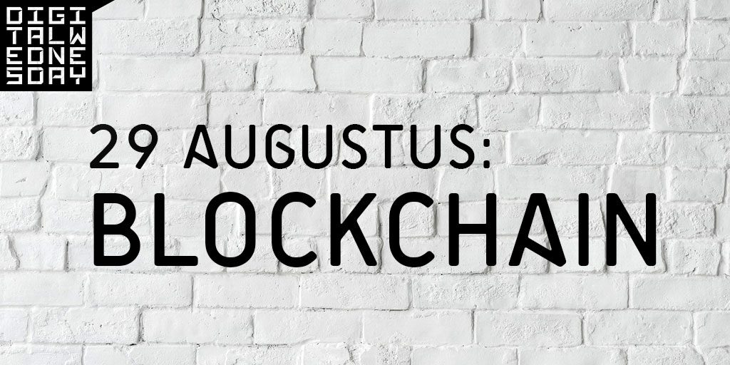 blockchain digital wednesday