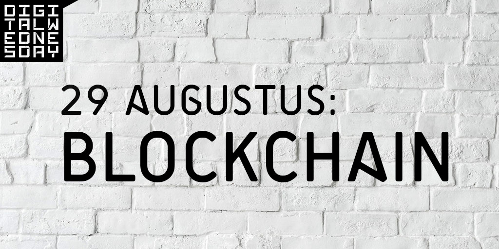 blockchain digital wednesday